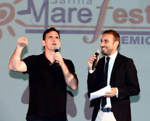 Matt Dillon e Massimiliano Cavaleri