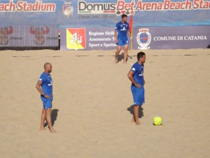 Stankovic e Juninho sul pallone
