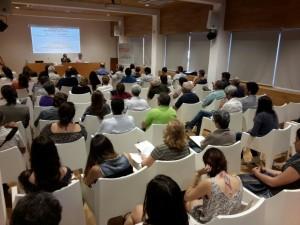 Un momento della conferenza di presentazione dell'evento al Parco Horcynus Orca