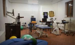 Le strutture del centro medico