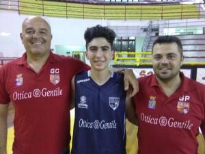 Crisafulli, Cuius e coach Pirri