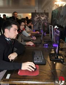 Torneo e-gaming organizzato dalla RedShift