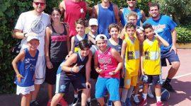 Basket Jam Camp