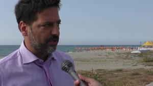 Antonio Pino, vicepresidente Shedir Villafranca