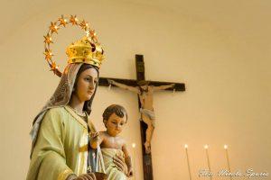 La Beata Vergine del Monte Carmelo
