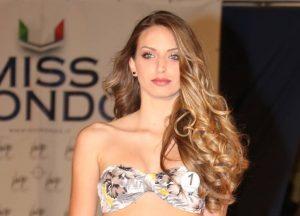 Valeria Cordaro  Miss Mondo Sicilia