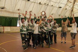 Kings Messina con il trofeo