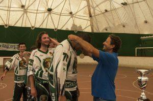 Kings Messina campioni d'Italia