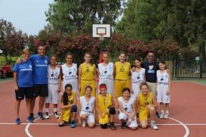 Summer Slam Minibasket