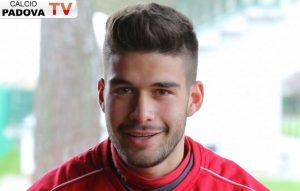 Il centrocampista Luca Baldassin è reduce da una stagione nel Padova