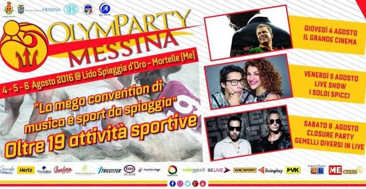 Messina OlymParty