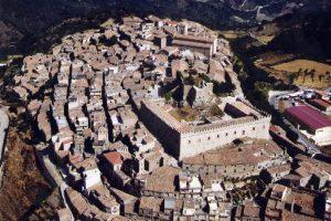Montalbano Elicona - vista aerea