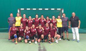 La squadra Sicilia Femminile