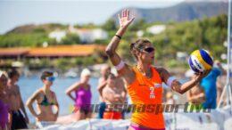Beach Volley Vulcano