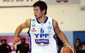 Il nuovo play dell'Orlandina è Bruno Fitipaldo