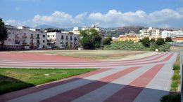 Il Campo di atletica Santamaria