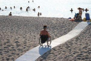 Il lido Open Sea di Milazzo