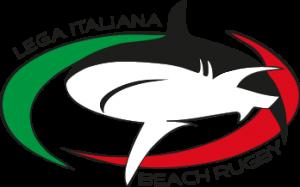 Il logo della Lega Italiana Beach Rugby