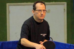 L'atleta paralimpico Massimo Girolamo