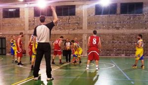 Arbitri Messina