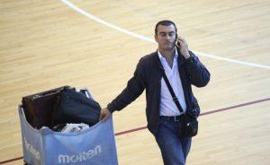 Il Delegato della Fip di Messina Giuseppe Caudo