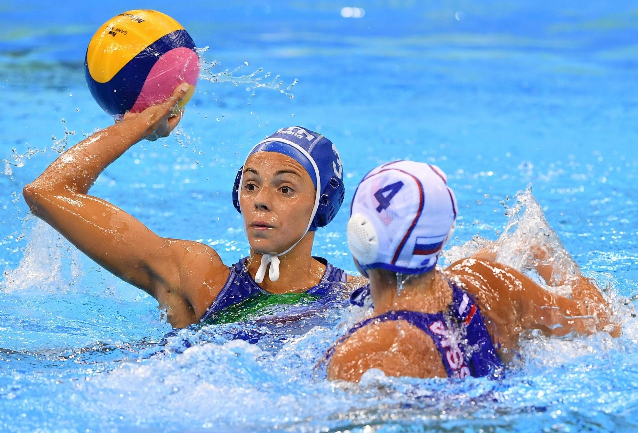 Rio 2016, Queirolo-Teani d'argento con il Setterosa
