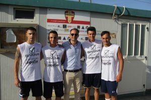 Simoni, Iovine, Giovanni Cardullo, Leo e Alessandro