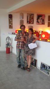 Gianfranco Molino e Linda Schipani