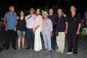 """Foto di gruppo dei partecipanti a """"Danza e musica oltre le barriere"""""""