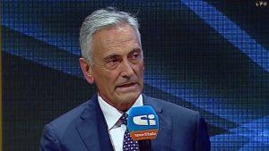 Il presidente della Lega Pro Gabriele Gravina