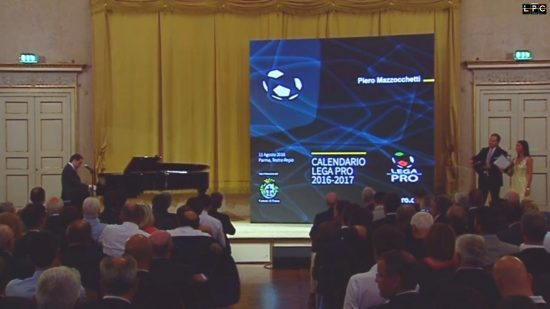 Calendari Lega Pro 2016-17 Streaming Gratis e Diretta Tv Sportitalia