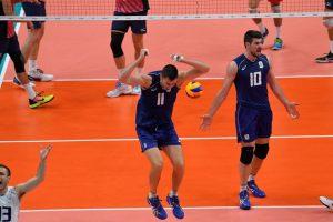 L'Italia della pallavolo festeggia una vittoria memorabile