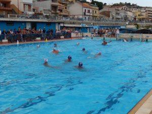 Pallanuoto alla piscina VITTORIO MAGAZZU' 3