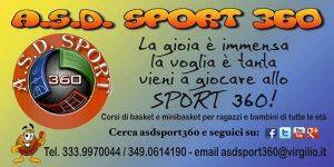 Collaborazione tra Rescifina e Asd Sport 360
