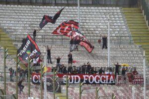 I tifosi del Foggia