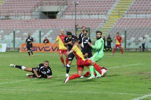 Un'occasione da gol per il Messina
