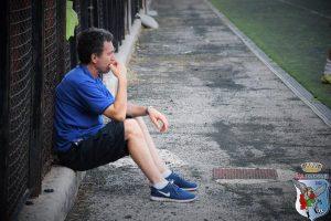 Gaetano Accetta, allenatore della Santangiolese