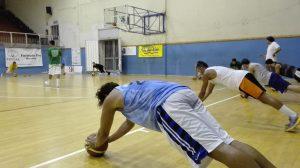 Preparazione Basket School