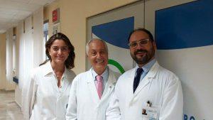 Sonia Messina, Giuseppe Vita e Christian Lunetta