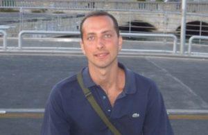 Antonio Locandro, DS della Saracena Volley