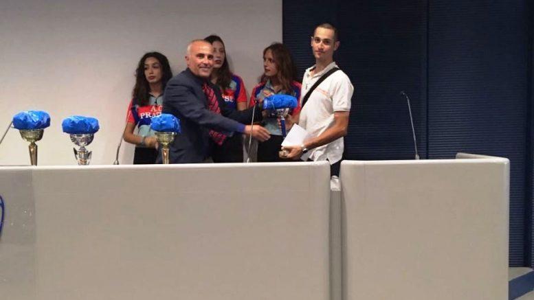 Previtera premiato a Pisa