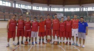La prima squadra del Minibasket Milazzo