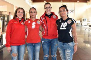 Le ragazze del Team Volley Messina
