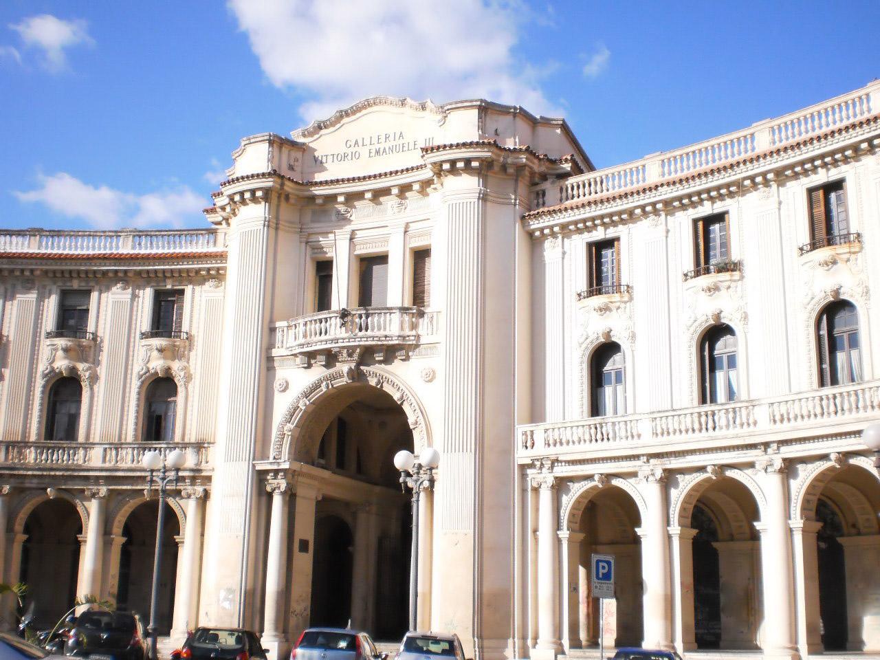 Galleria Vittorio Emanuele Messina