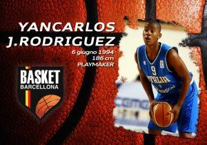 Il play Yancarlos Rodriguez
