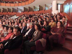 Il pubblico a Teatro
