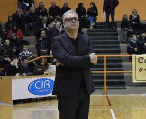 """""""Ciccio"""" Ponticiello, coach del Cuore Napoli"""
