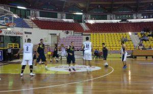 Fase di gioco Orsa Barcellona-Virtus Trapani