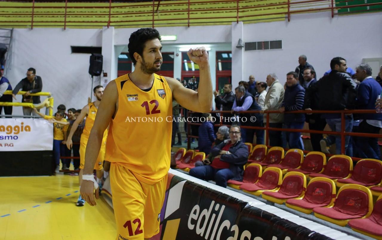 Giacomo Sereni (Barcellona) foto Caracciolo