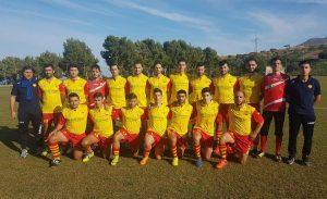 Sinagra sconfitta a Casteldaccia